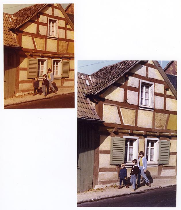 Bildbearbeitung, Farbwiederherstellung, Fotomarkt Köln-Kalk