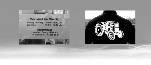 WErbung, T_Shirt Beschriftung, Fotomarkt Köln-Kalk