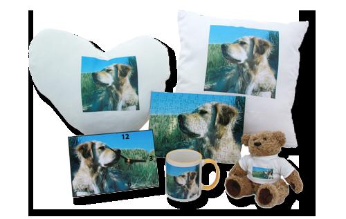 Fotogeschenke, Fototasse, Fotopuzzle, Fotokissen, Handycover