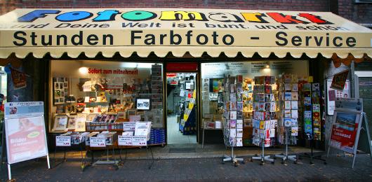 Fotomarkt Köln-Kalk | Fotofachgeschäft in Köln | Passfotos | Bewerbungsfotos | Fotogeschenke